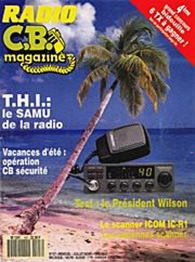 C.B. Magazine - Radio C.B. Magazine (Magazine (Fr.) - Page 6 52940810