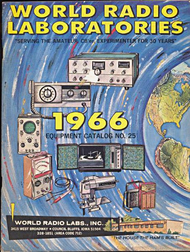 World Radio Laboratories (Catalogue (USA) 54514510
