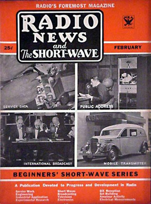 Radio News / Radio Amateur News / Radio & Television News (Magazine (USA) 58954510