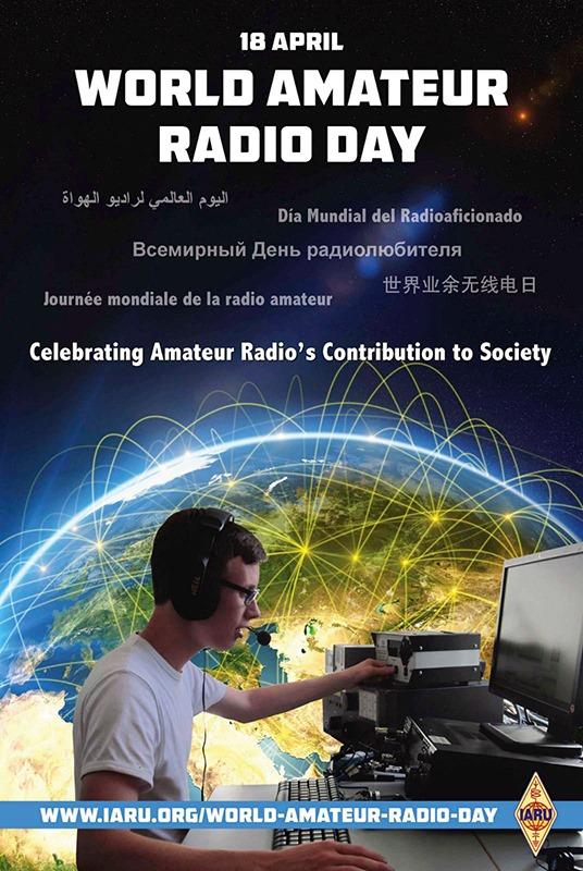 World Amateur Radio Day (18 Avril 2020) 60329710