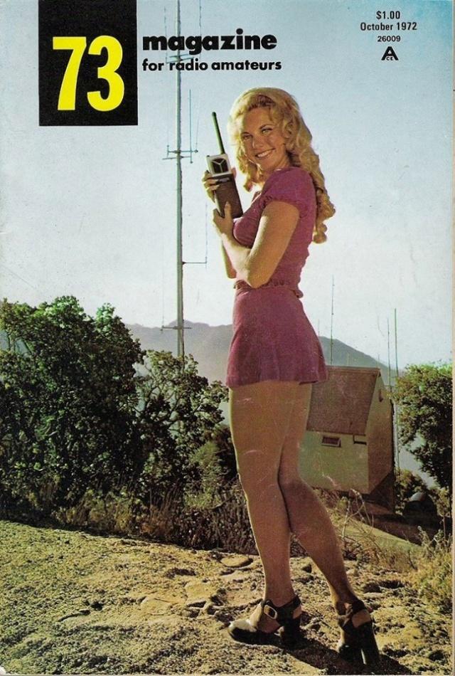73 Amateur Radio (Magazine (USA) 63279410