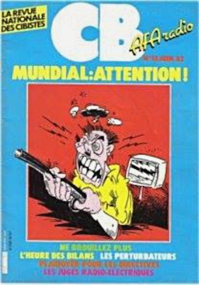 CB 'La revue mensuelle des Cibistes' (Magazine (Fr) 66372110