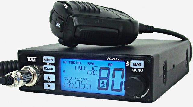 Team VX-2412 (Mobile/Camion) 80323010