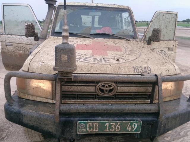 Antennes pour le désert (Safari (4x4) 82479610