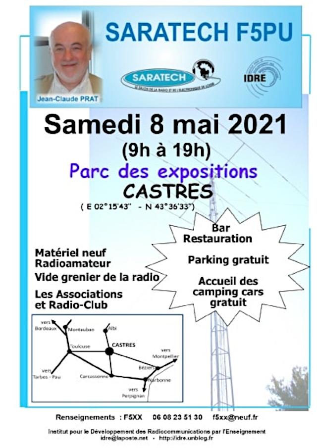 (Annulé) Saratech F5PU (Castre (dpt 81) 08/05/2021 8_mai_10