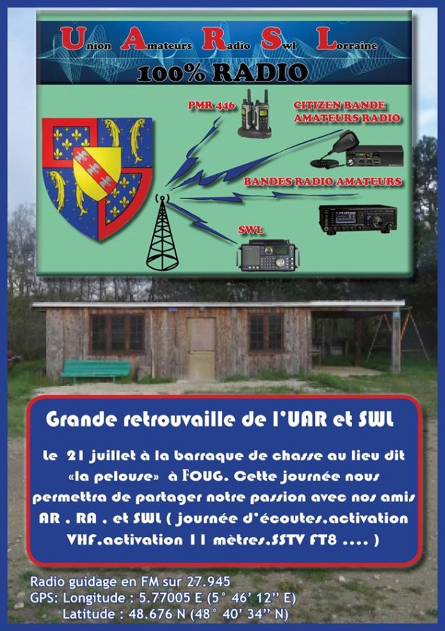 U.A.R.S.L. - Grande retrouvaille (dpt.54) (21/07/2018) 91279910