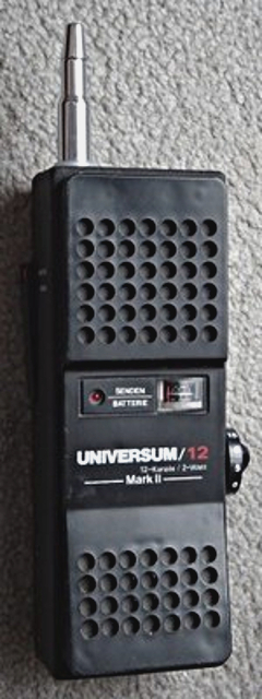 Universum/12 Mark II (Portable) 94c0fd10