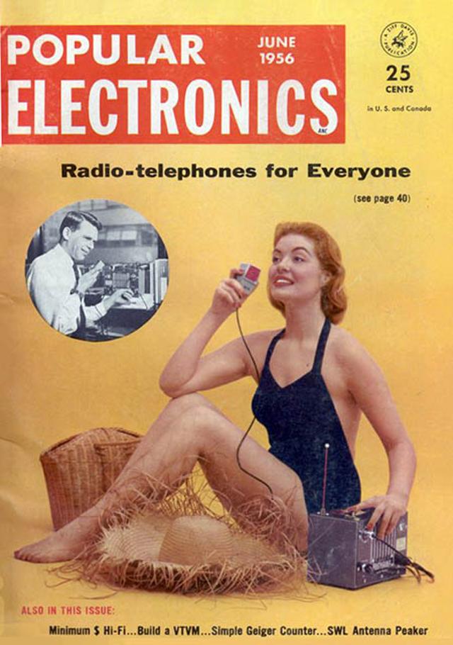 Popular Electronics (Magazine (Canada) A1404810