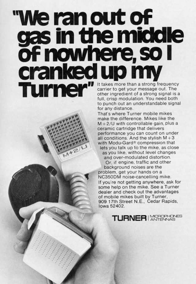 Turner M+2-U (Micro mobile) (Vintage) Ad_19710