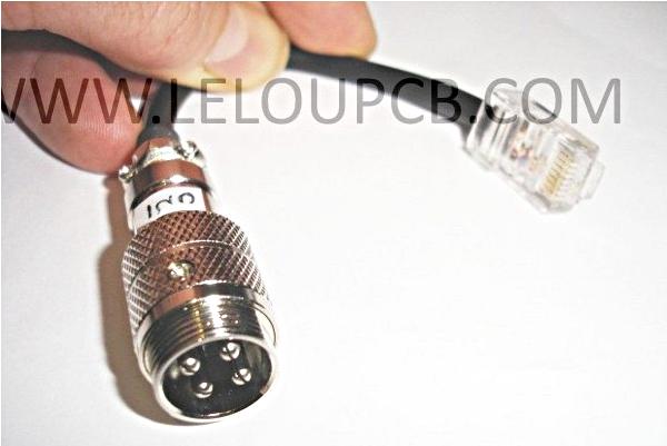 Adaptateur micro SS7900 (RJ45 / 4 broches) Adapta13