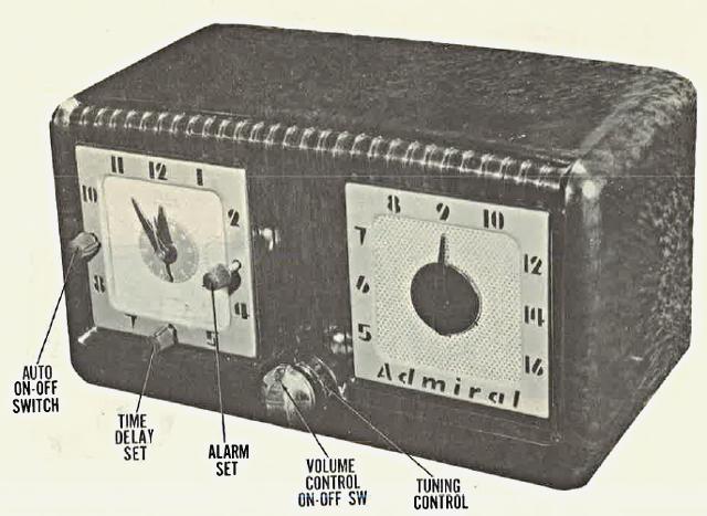 Radio... (non identifié) & TSF - Page 13 Admira10