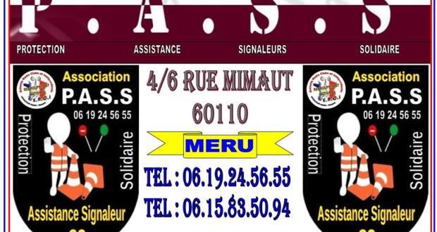 P.A.S.S - Protection Assistance Signaleur Solidaire (60) Affche10