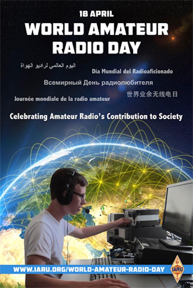 Tag radioamateurs sur La Planète Cibi Francophone Affic154