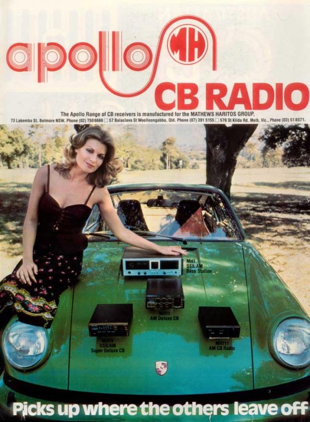 Apollo MH CB Radio (Magazine) Apollo10
