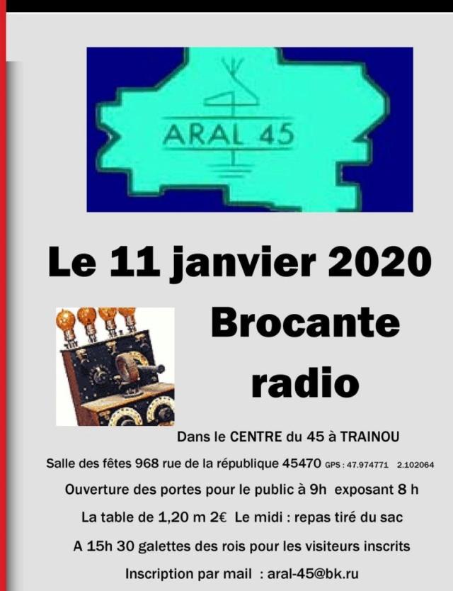 Brocante - Brocante Radio ARALA 45 à Trainou (11/01/2020) Aral-410