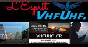 La Passion Amateur Radio  www.vhfuhf.fr  Ou www.uhfvhf.fr Banniz10