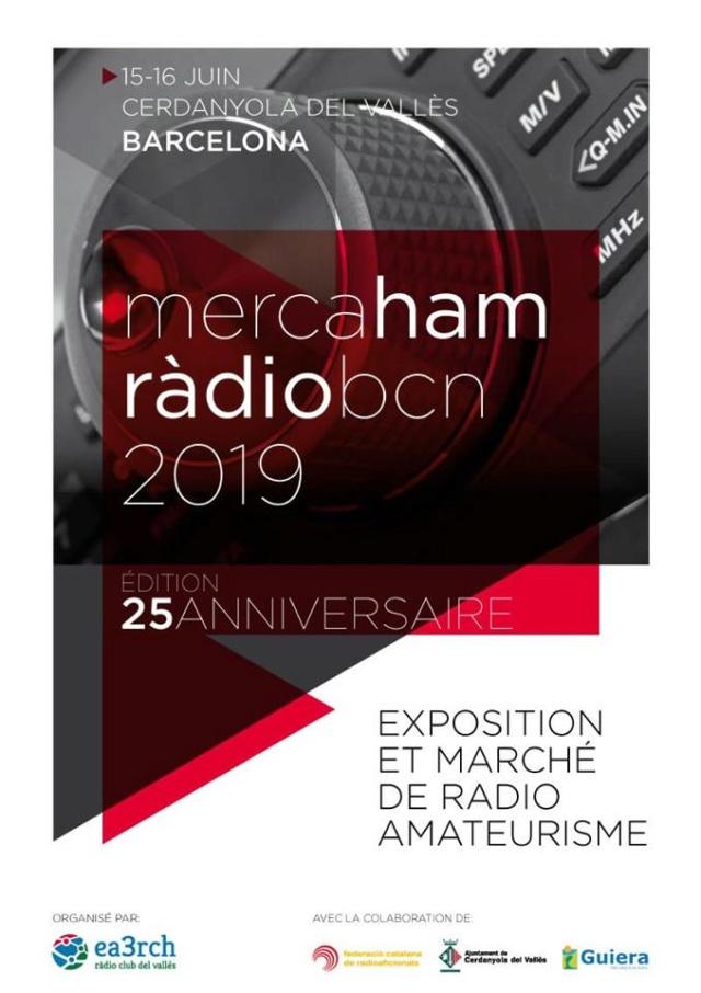 Merca ham ràdio bcn Cerdanyola del vallés (Barcelona) (15, 16/06/2019) Barcel10