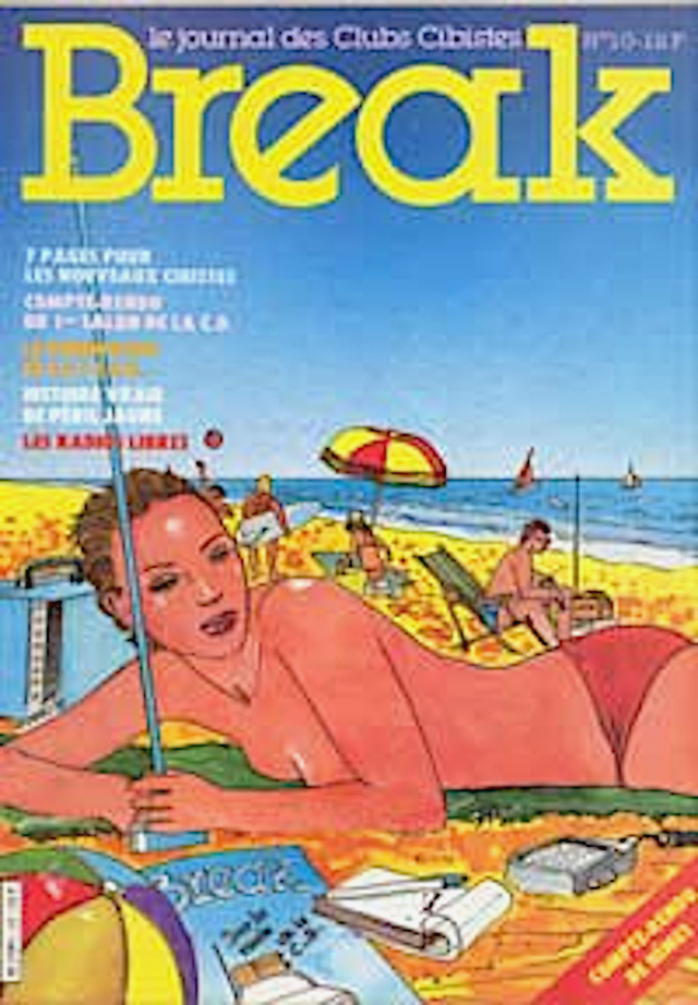Break (Magazine (Fr.) Break110