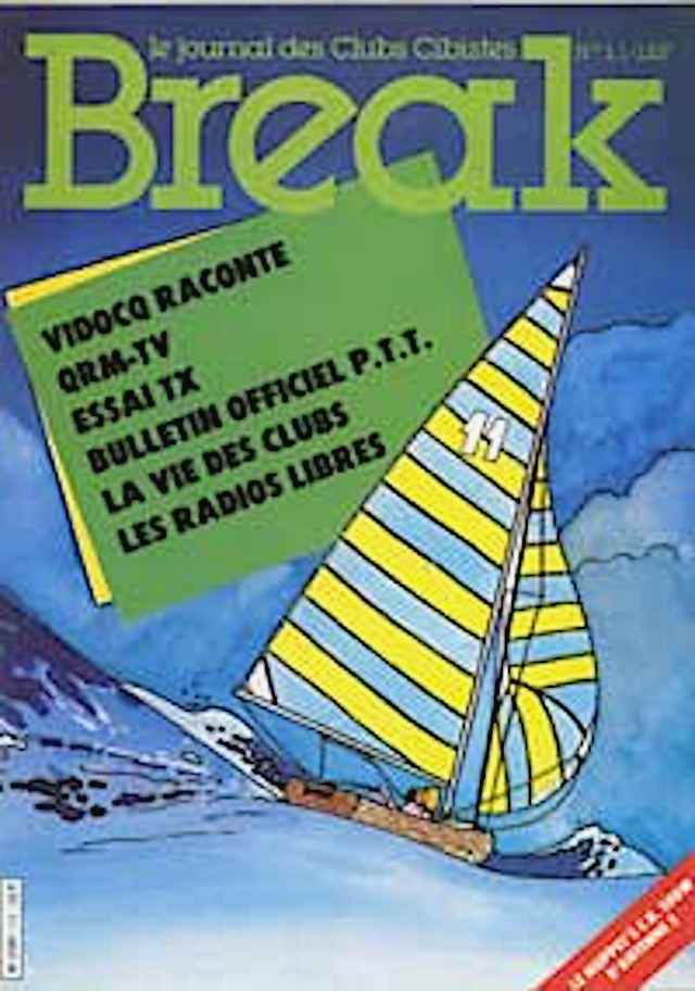 Break (Magazine (Fr.) Break111