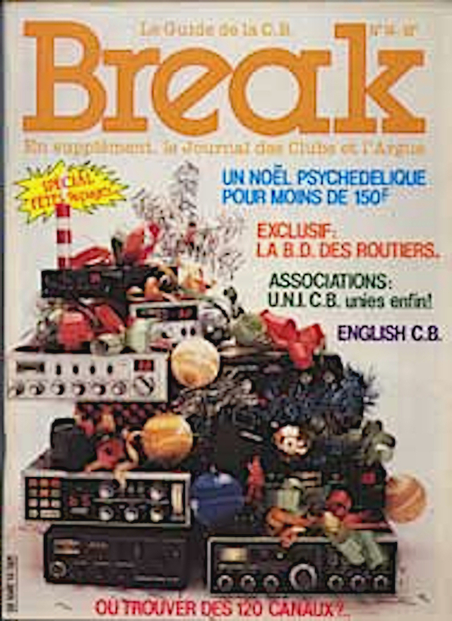 Break (Magazine (Fr.) Break113