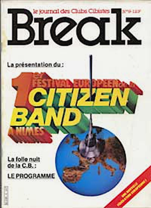Break (Magazine (Fr.) Break910