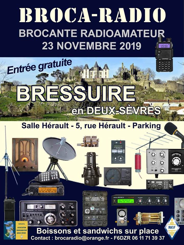Broca-Radio Bressuire en Deux-Sèvre (23/11/2019) Broca-10