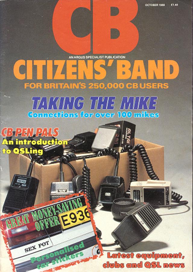 CB Citizens' Band (Magazine (GB) C_band10