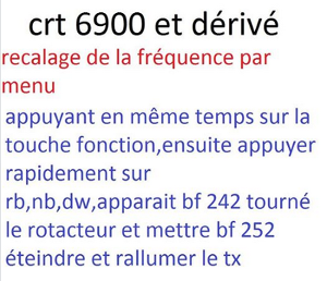 CRT ss 6900 N v6 (Mobile) Calage12