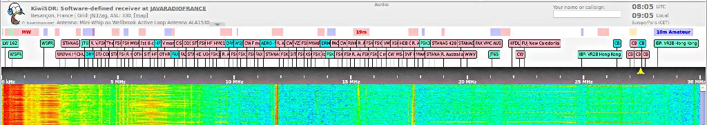 WebSDR 11m + bande déca. (SWL) - Page 3 Captu401