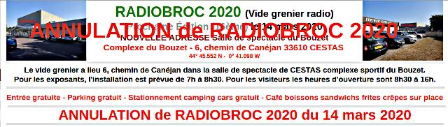 [Annulé] Radiobroc 2020 (16ème édition) à Cestas en Gironde (33) (14 Mars 2020) Captu494