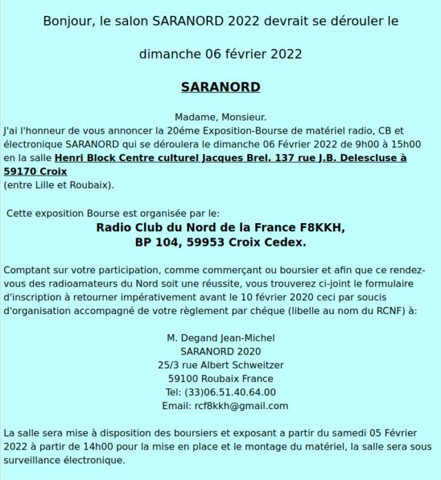Tag saranord sur La Planète Cibi Francophone Captu580