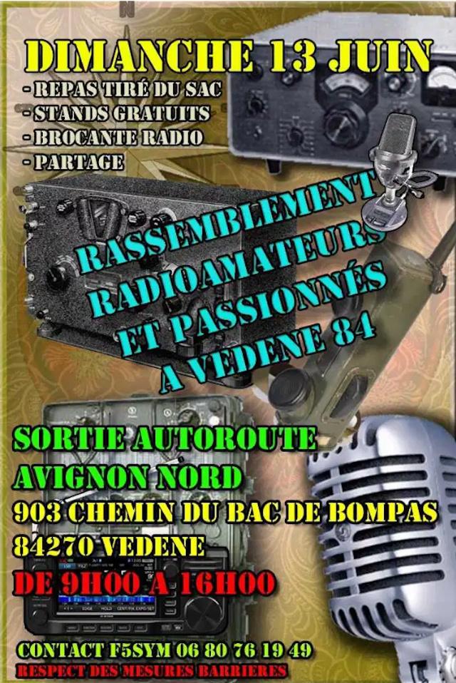 Tag radioamateur sur La Planète Cibi Francophone Captu621