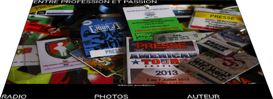 Entre Profession et Passion - Radio / Photos / Auteur // CB 1.0 / CB 2.0 Captur21