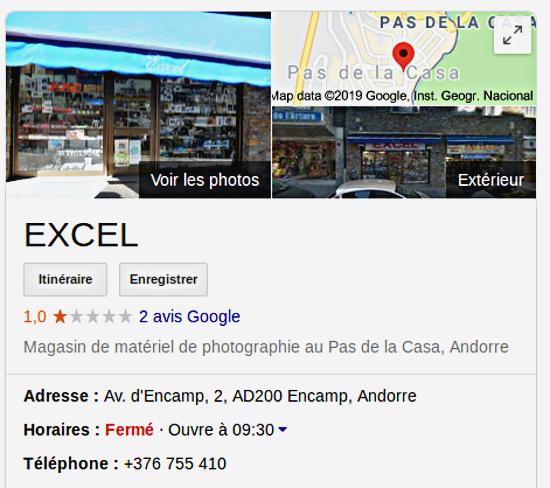Excel Électronique (Andorra) Captur62