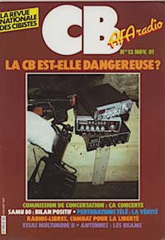 CB 'La revue mensuelle des Cibistes' (Magazine (Fr) Cb1210