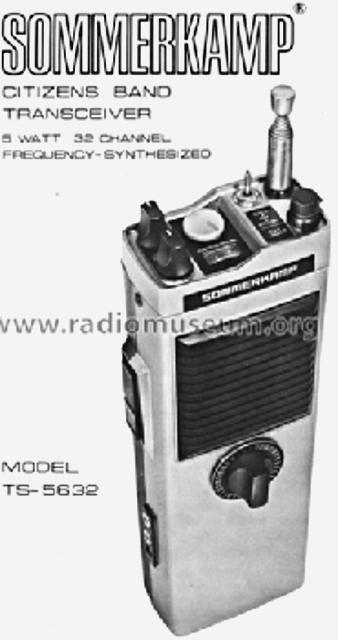 Sommerkamp TS-5632 (Portable) Cb_han12