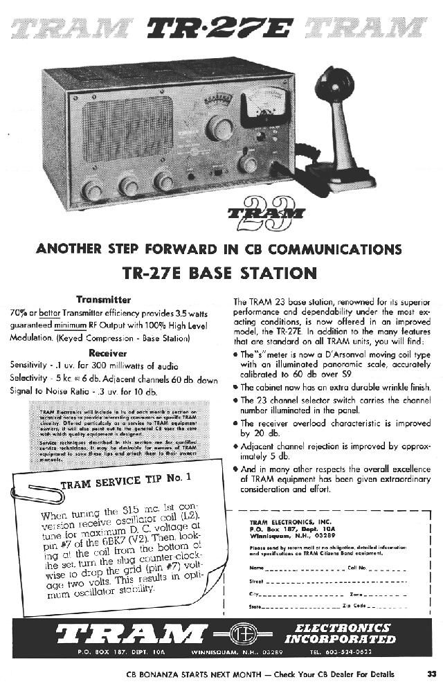 Tram 23 TR-27E. A (Base) Cb_hor10