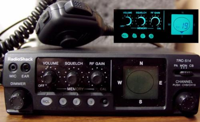 RadioShack TRC-514 (Mobile) Cbm20172