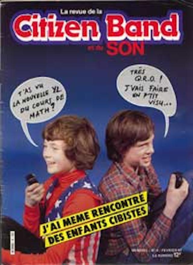 Citizen Band et Auto-Son et du Son (Magazine (Fr.) Citize13
