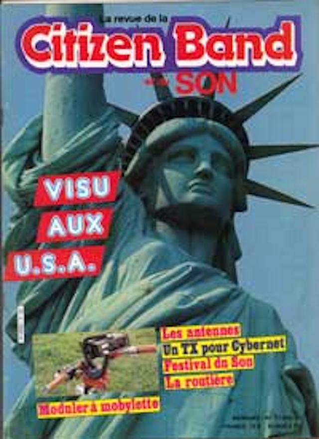 Citizen Band et Auto-Son et du Son (Magazine (Fr.) Citize15