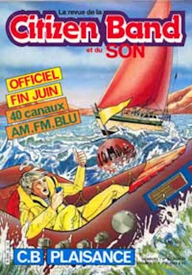 Citizen Band et Auto-Son et du Son (Magazine (Fr.) Citize16