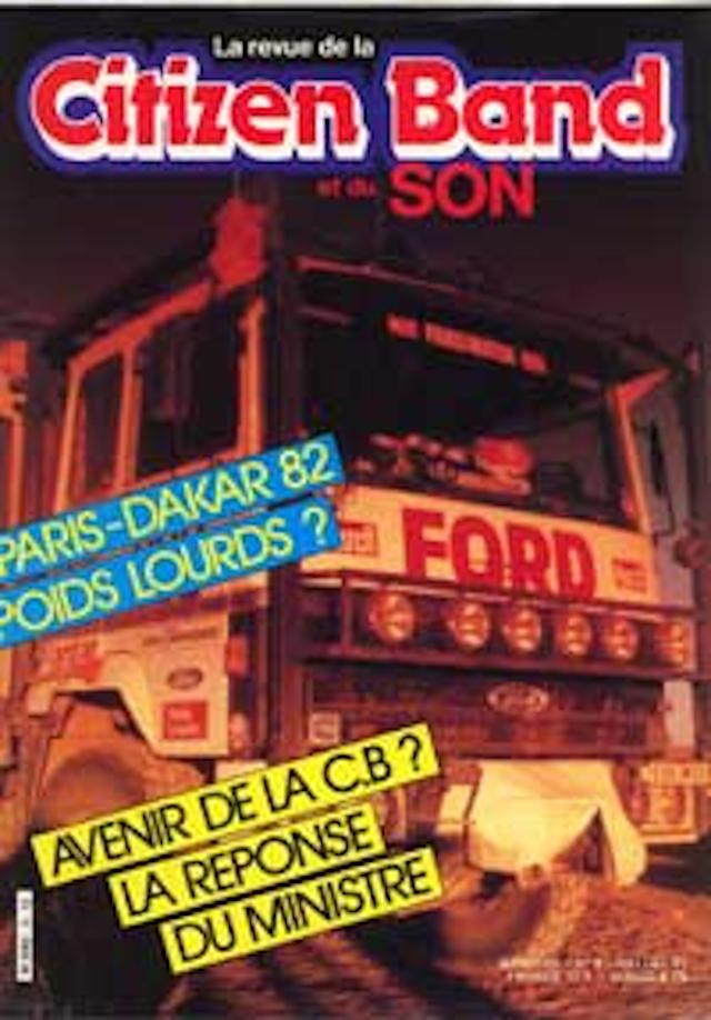 Citizen Band et Auto-Son et du Son (Magazine (Fr.) Citize17