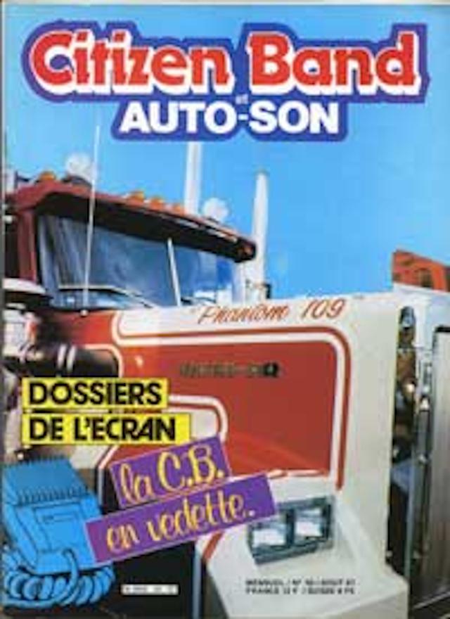 Citizen Band et Auto-Son et du Son (Magazine (Fr.) Citize18