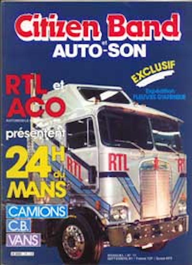 Citizen Band et Auto-Son et du Son (Magazine (Fr.) Citize19