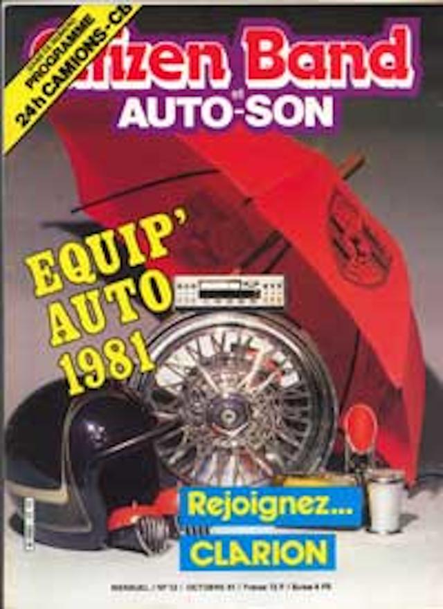 Citizen Band et Auto-Son et du Son (Magazine (Fr.) Citize20