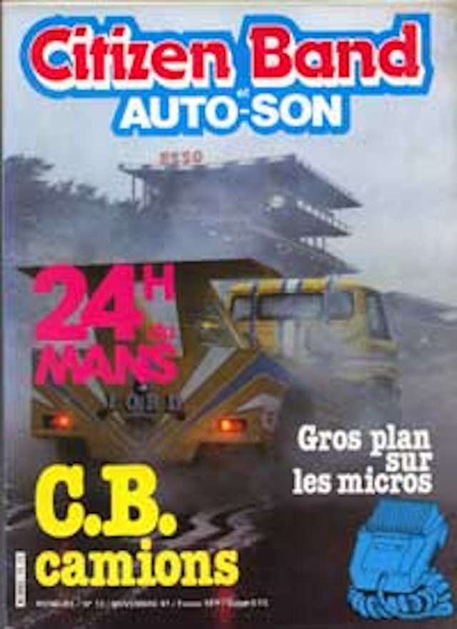 Citizen Band et Auto-Son et du Son (Magazine (Fr.) Citize21