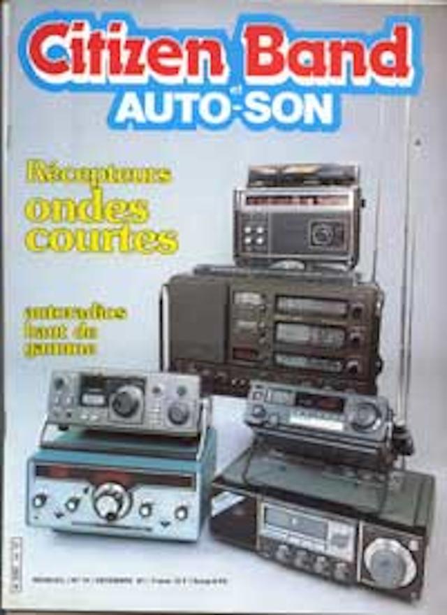 Citizen Band et Auto-Son et du Son (Magazine (Fr.) Citize22
