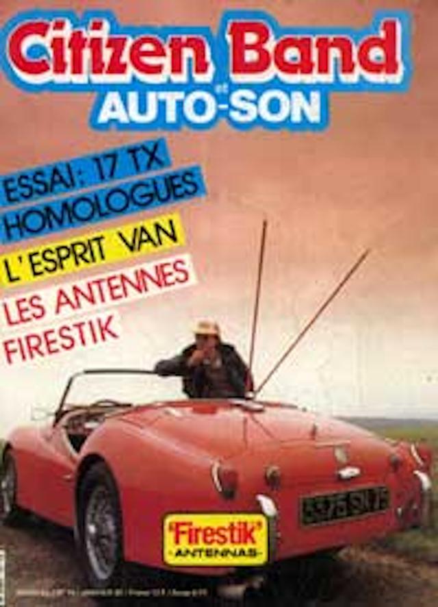 Citizen Band et Auto-Son et du Son (Magazine (Fr.) Citize23