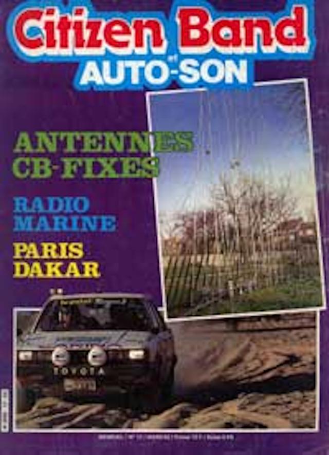 Citizen Band et Auto-Son et du Son (Magazine (Fr.) Citize25