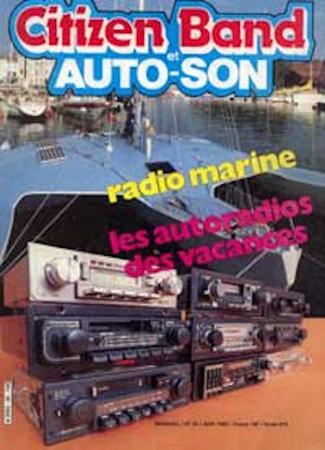 Citizen Band et Auto-Son et du Son (Magazine (Fr.) Citize26